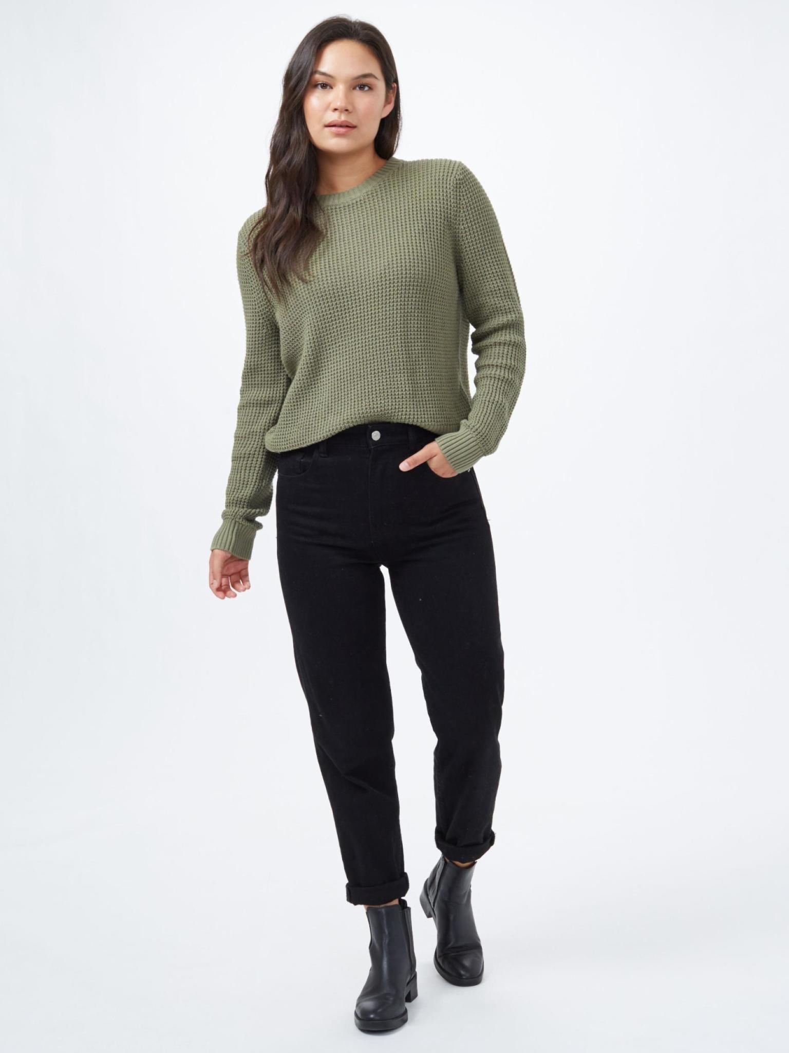 Tentree Women's Highline Crew Sweater