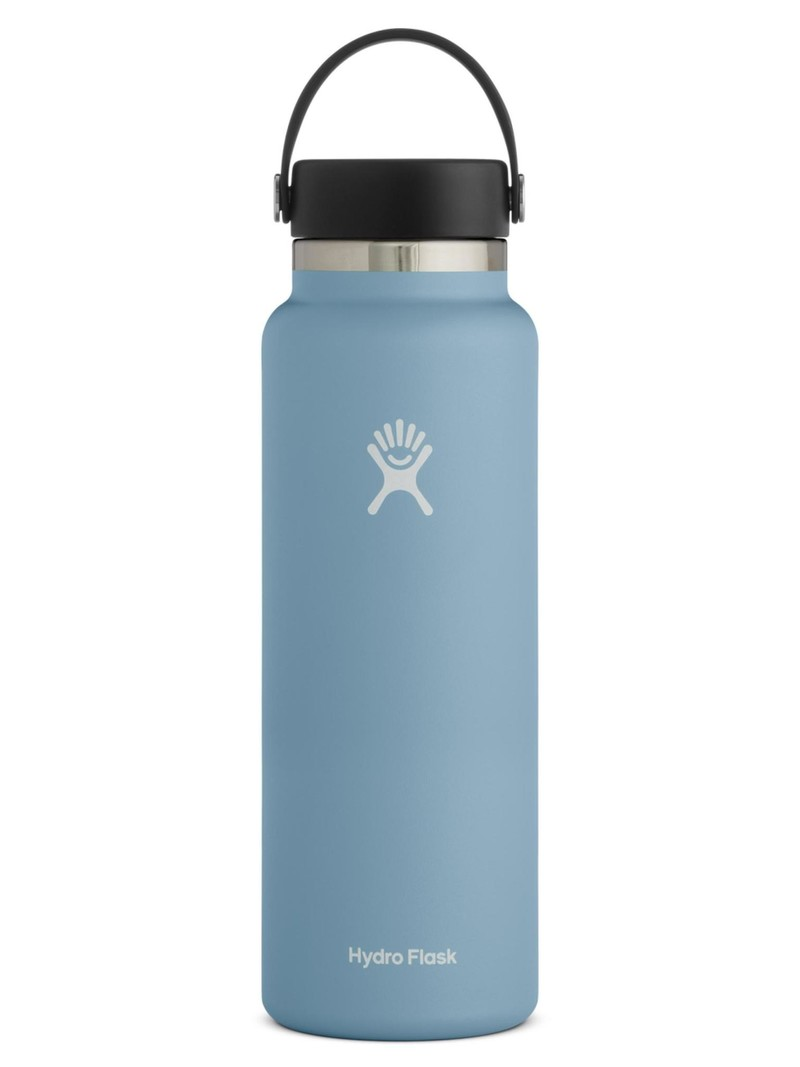 Hydro Flask 40 oz Wide Mouth 2.0 Water Bottle with  Flex Cap