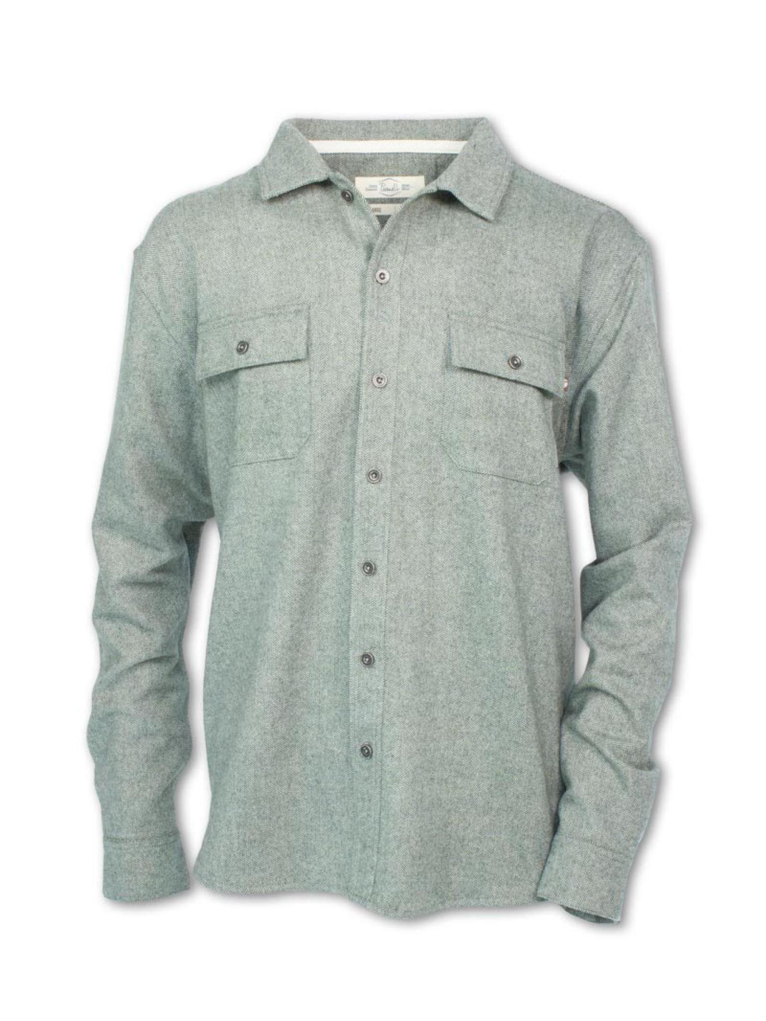 Purnell Men's Double Pocket Shirt