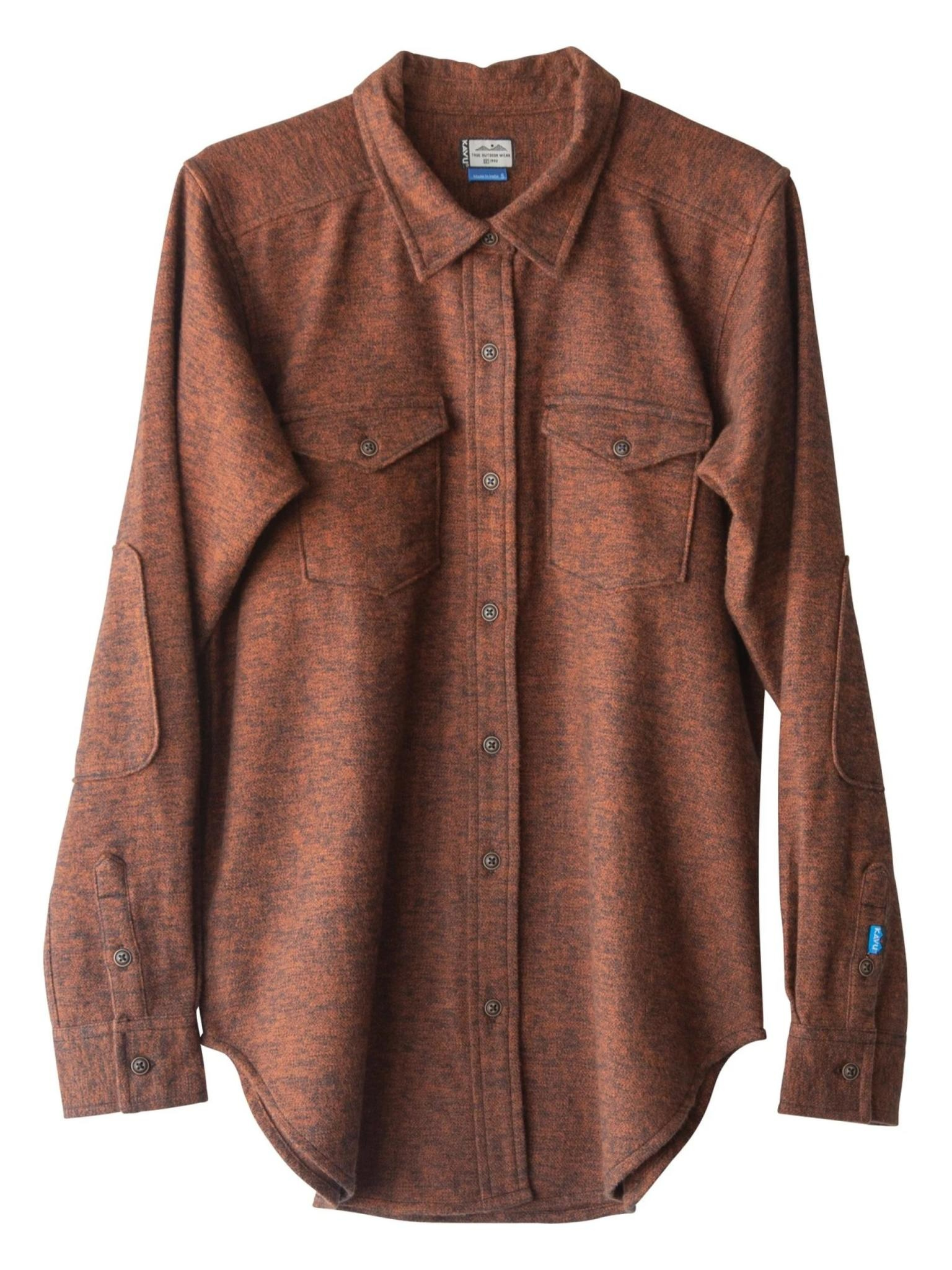 KAVU Women's Hadley Boyfriend Fit Cotton Flannel