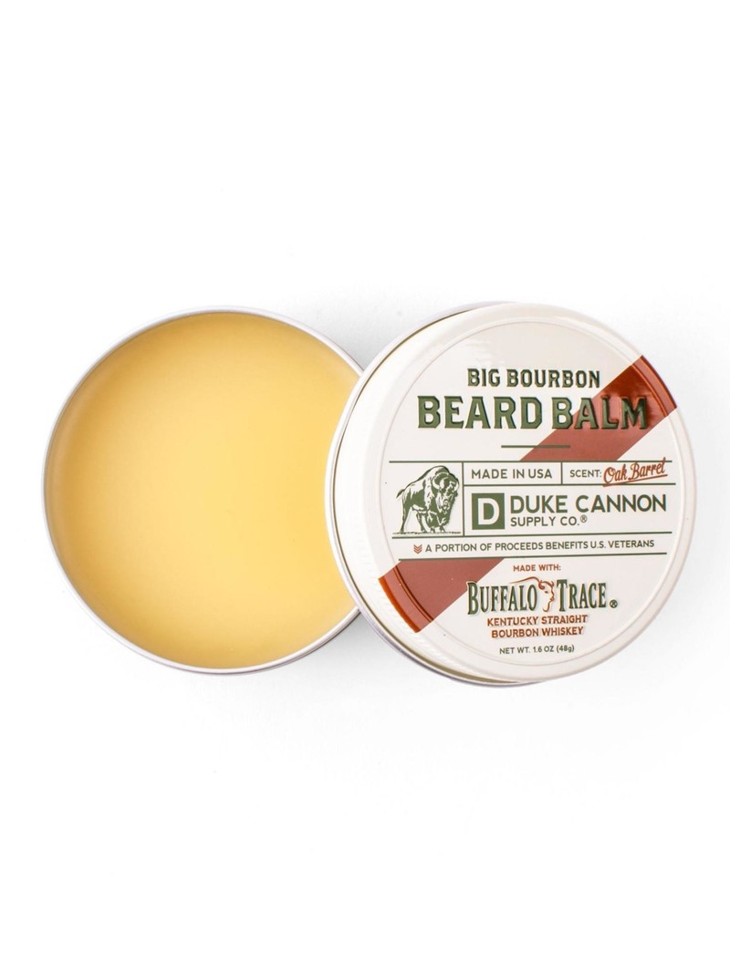 Duke Cannon Supply Co Big Bourbon Beard Balm