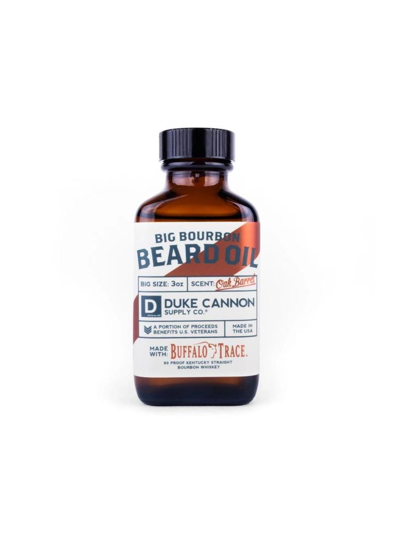 Duke Cannon Supply Co Big Bourbon Beard Oil