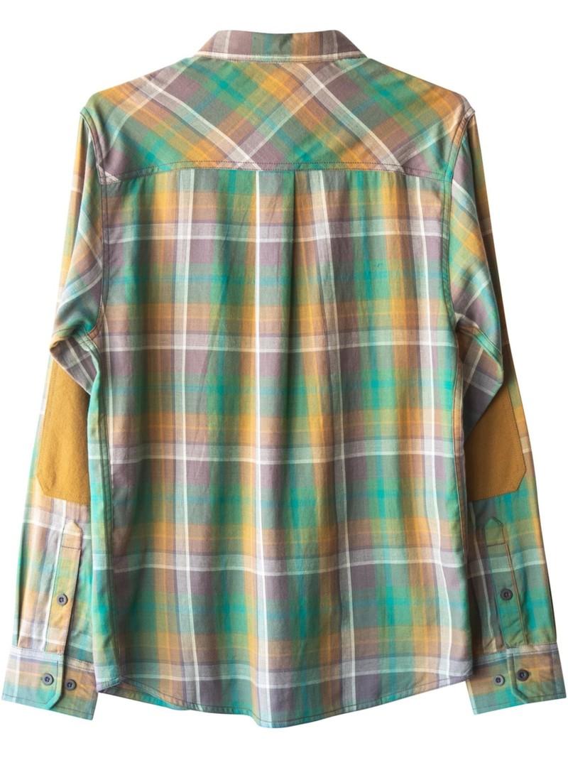 KAVU Men's Brasstown Long Sleeve Shirt