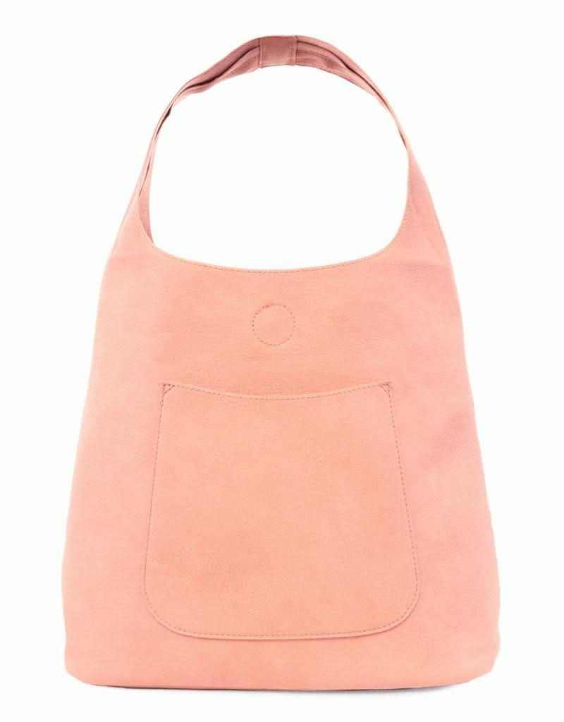 Joy Susan Molly Slouch Hobo Bag Rosewater (47)