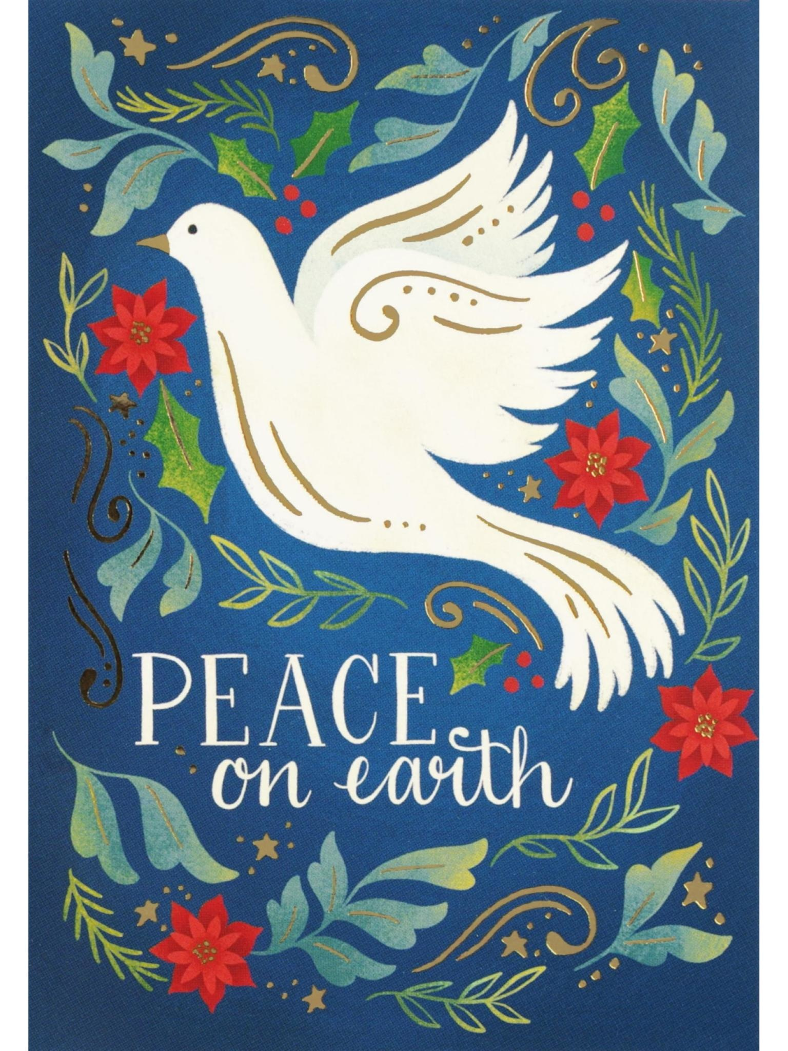 Peter Pauper Spirit of Peace Boxed Holiday Cards