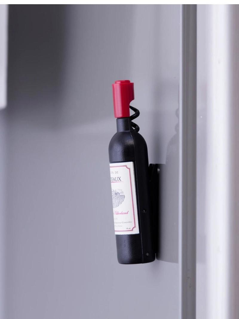 Kikkerland Bordeaux Magnetic Corkscrew