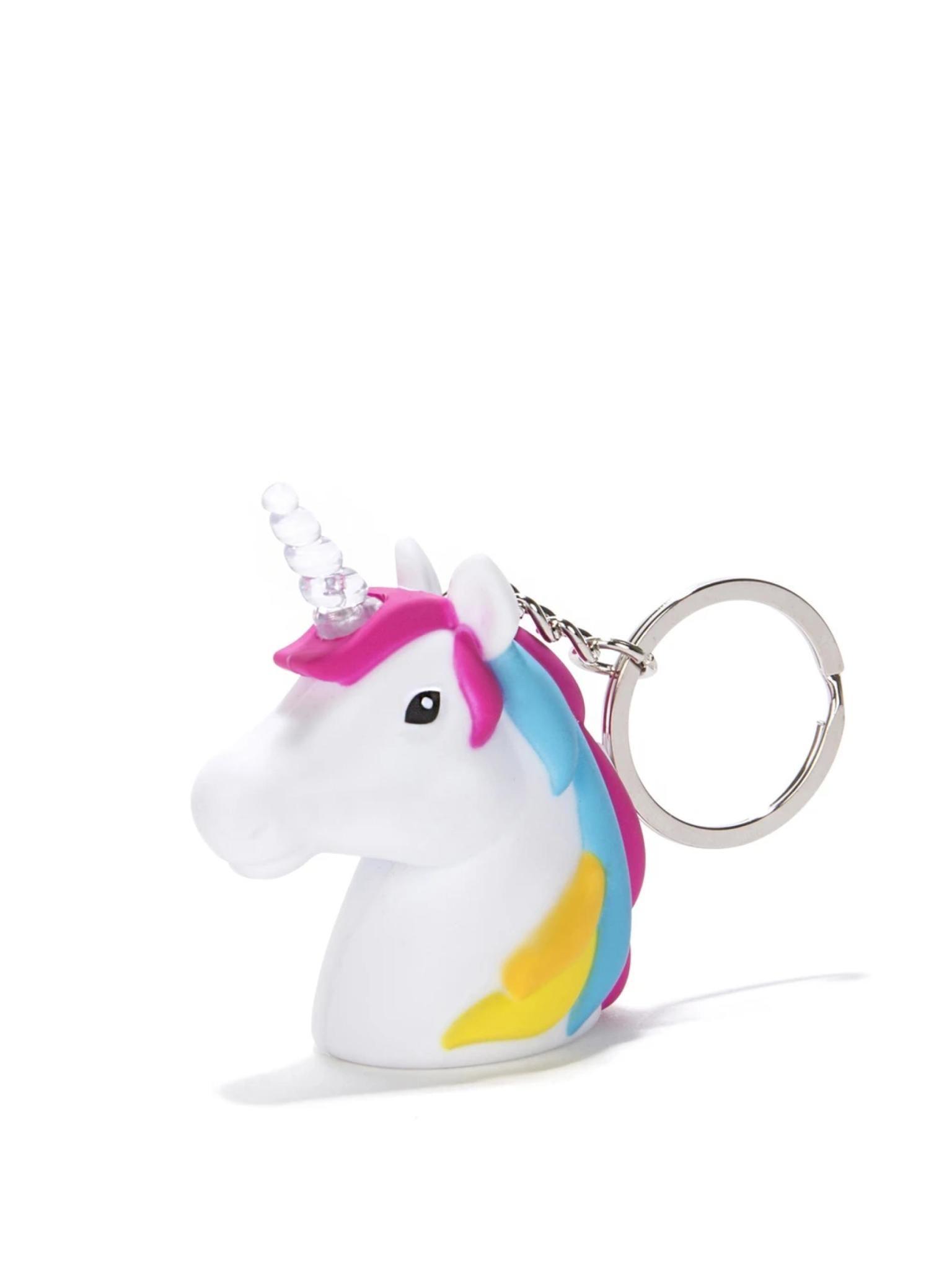 Kikkerland LED Keychain Unicorn