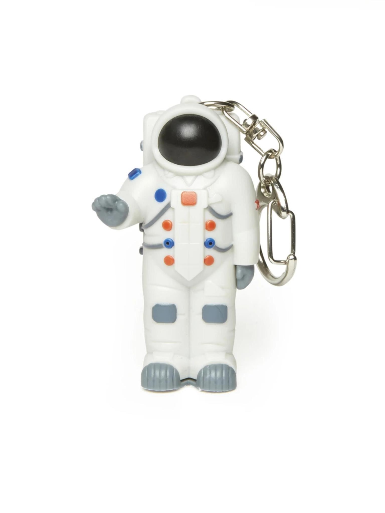 Kikkerland LED Keychain Astronaut