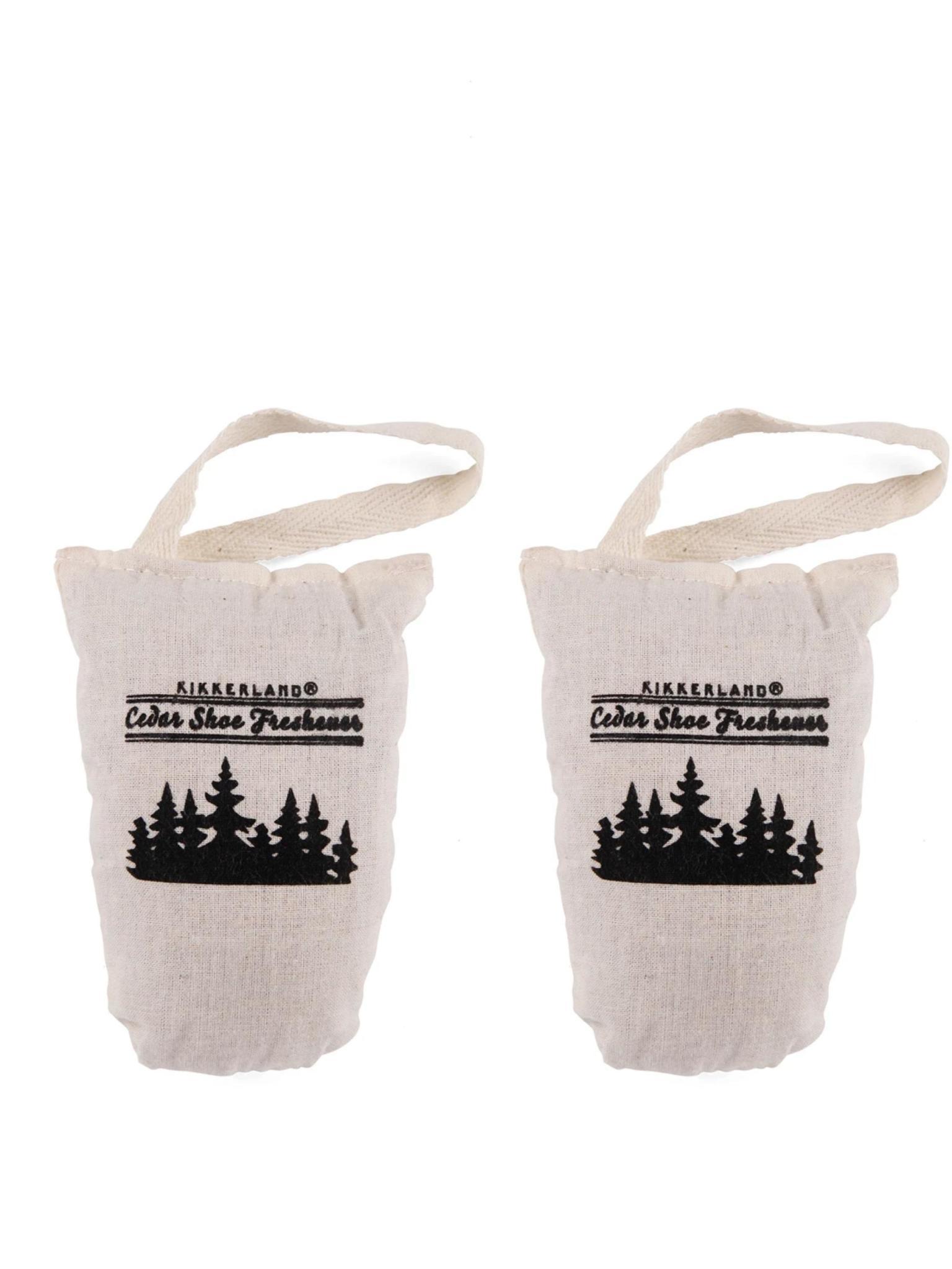 Kikkerland Cedar Shoe Freshener