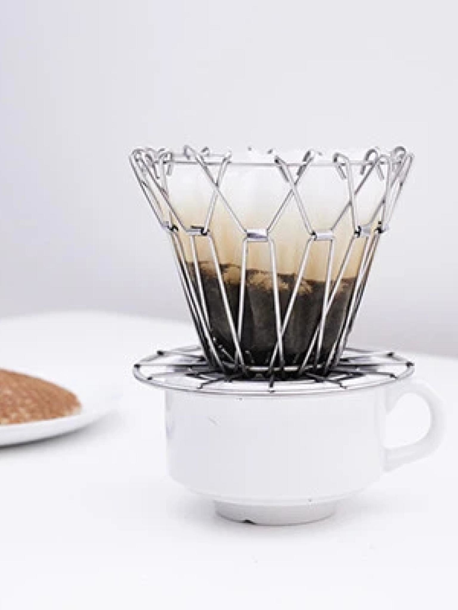 Kikkerland Collapsible Coffee Dripper