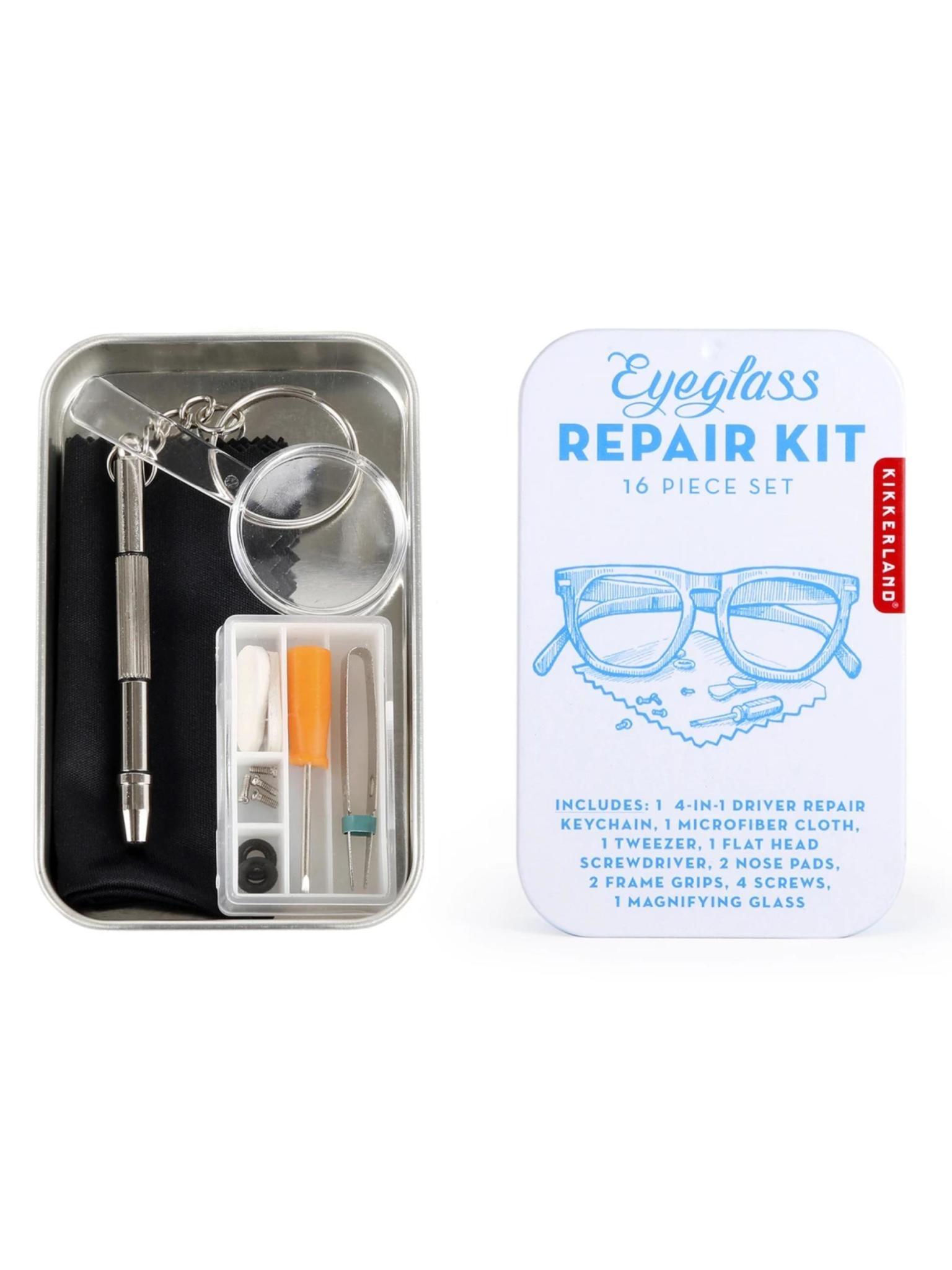 Kikkerland Eyeglass Repair Kit