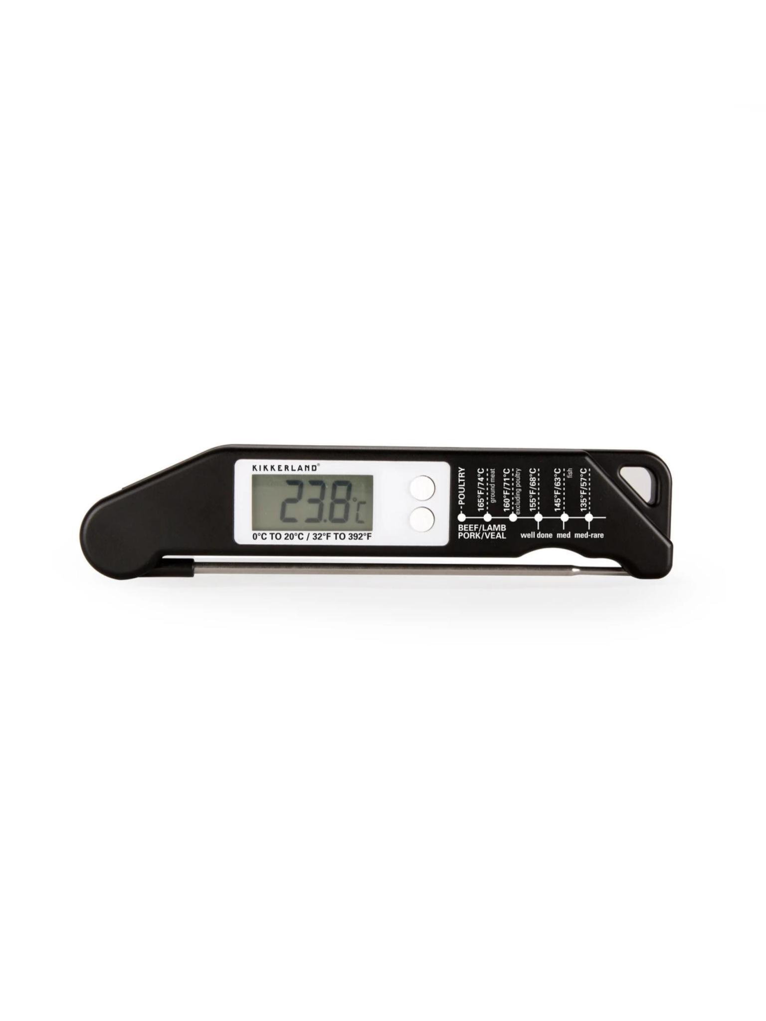 Kikkerland BBQ Thermometer