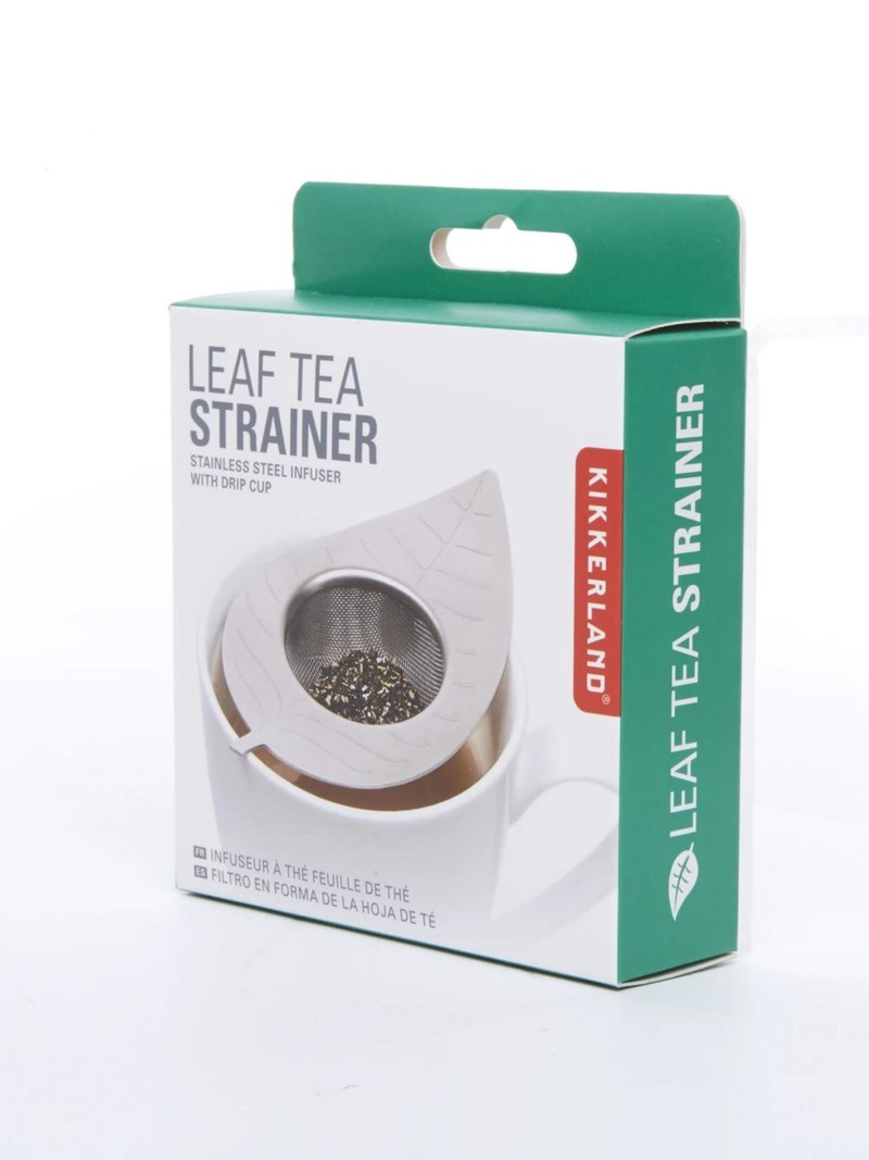 Kikkerland Leaf Tea Strainer