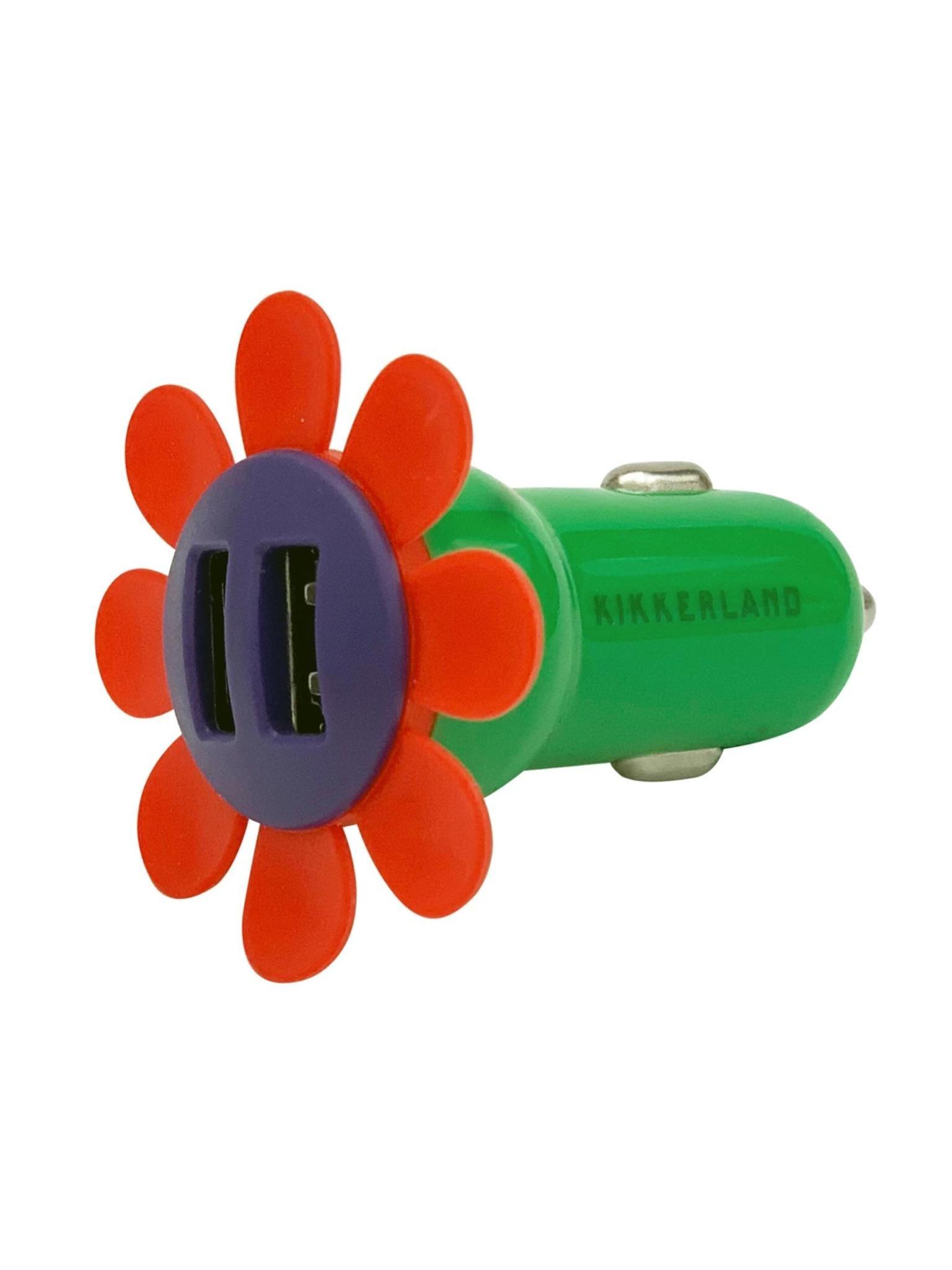 Kikkerland Flower Car Charger