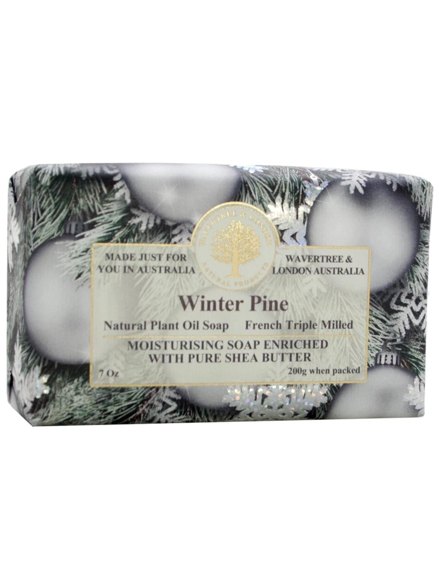 Wavertree & London Moisturizing Soap Winter Pine