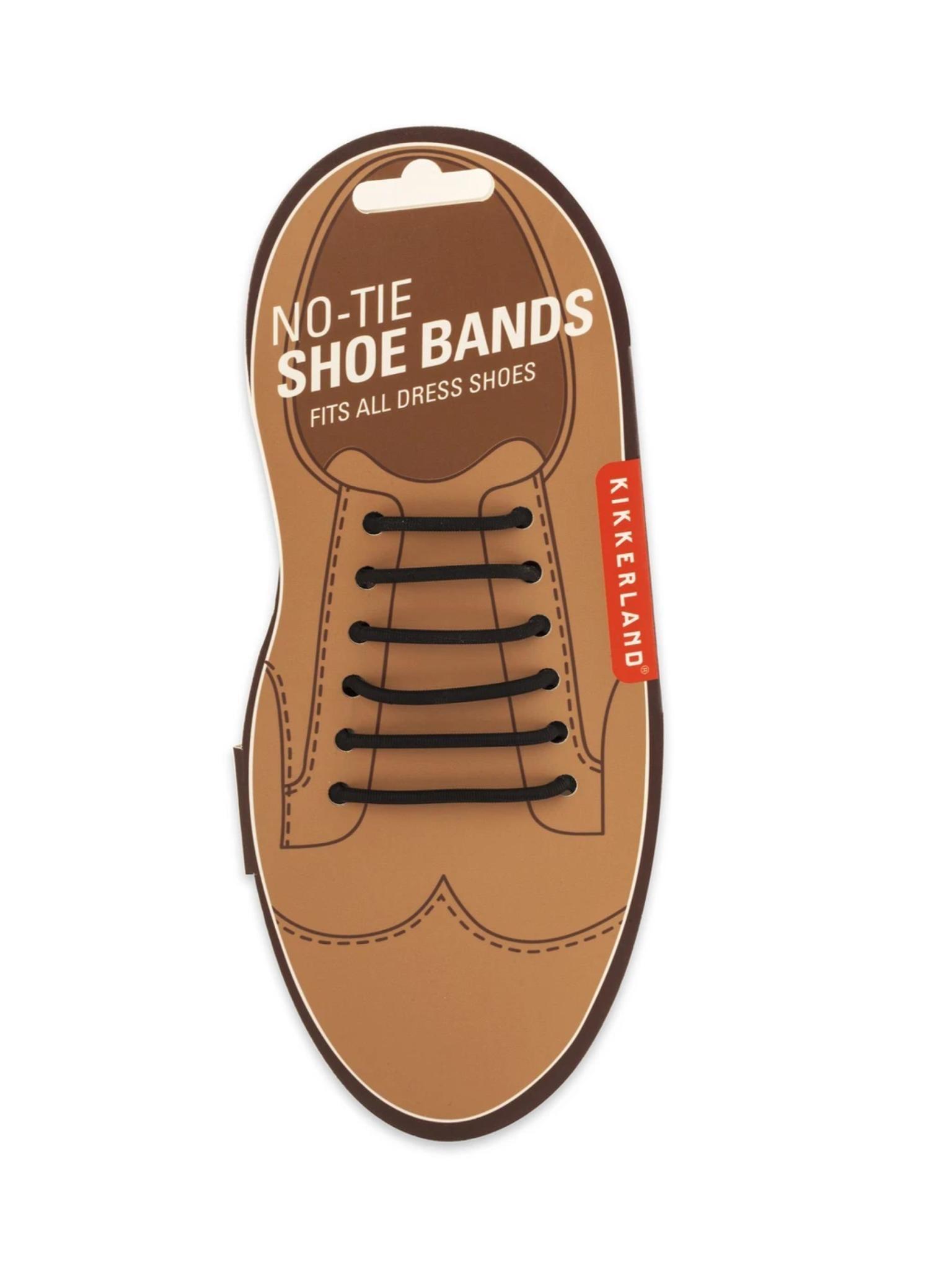 Kikkerland No-Tie Dress Shoe Bands
