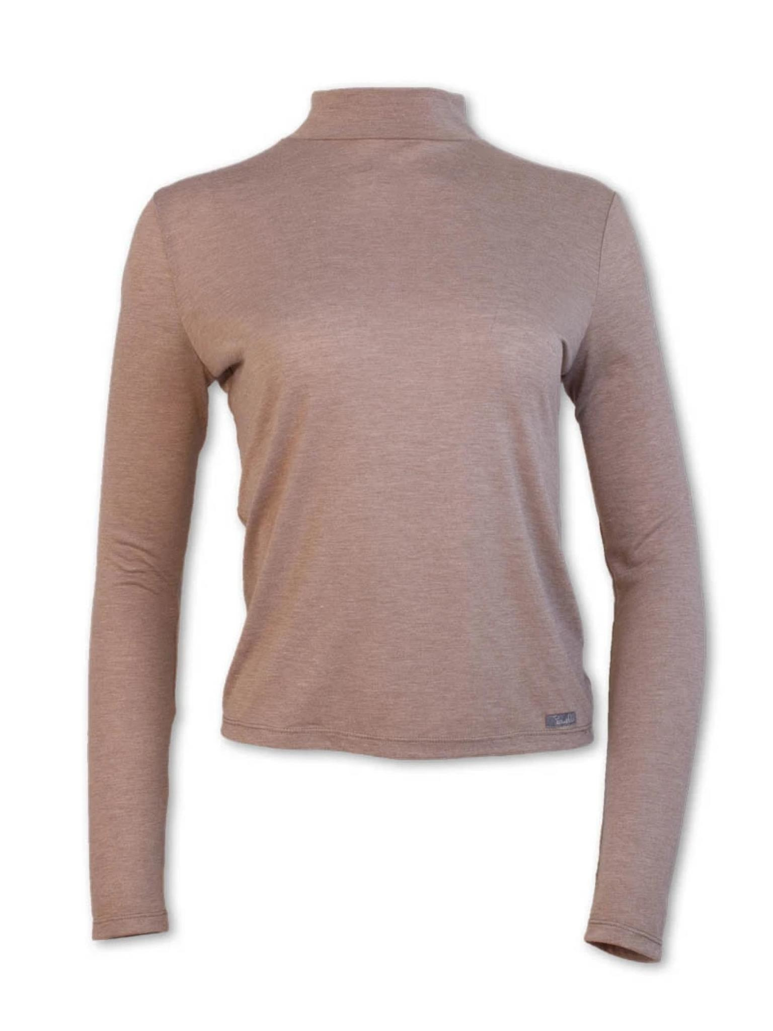 Purnell Women's Mock Turtle Neck Base Layer
