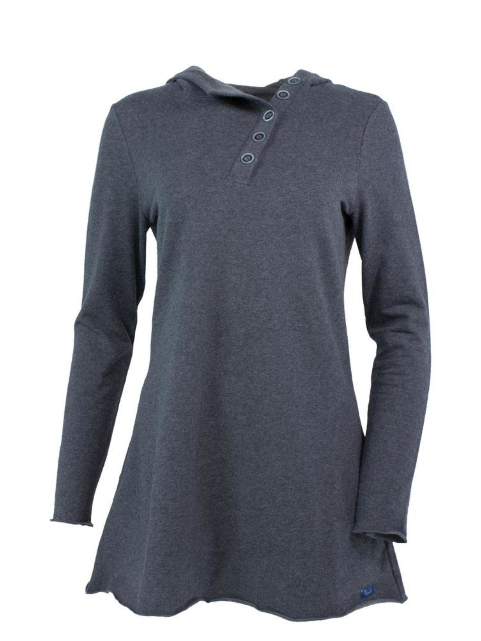 Purnell Women's Heathered Fleece Tunic