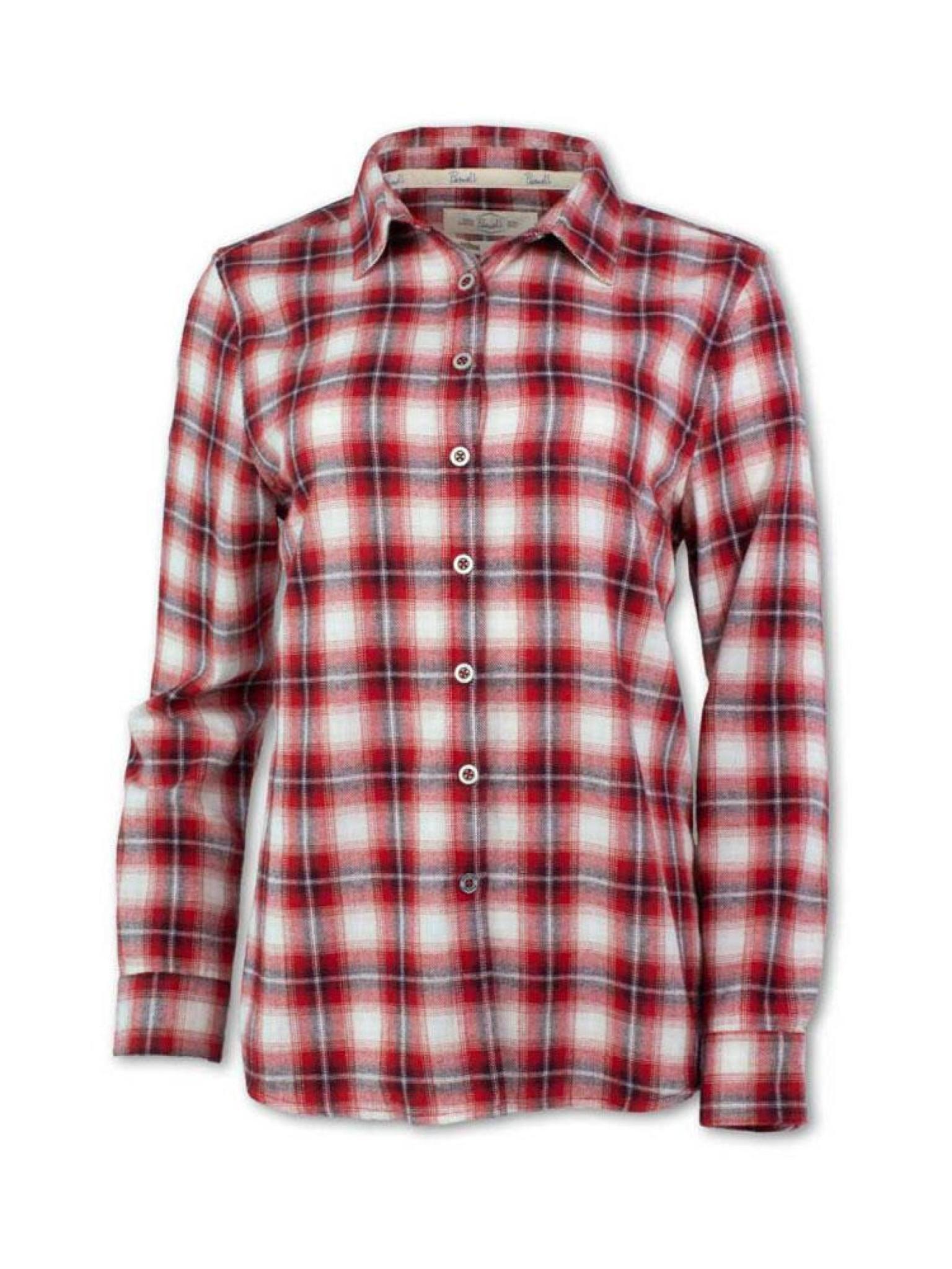 Purnell Women's Vintage Plaid Flannel