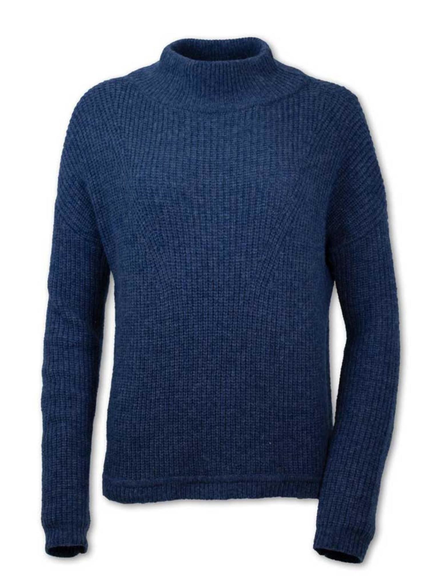 Purnell Women's Wool Blend Cowl Neck Sweater