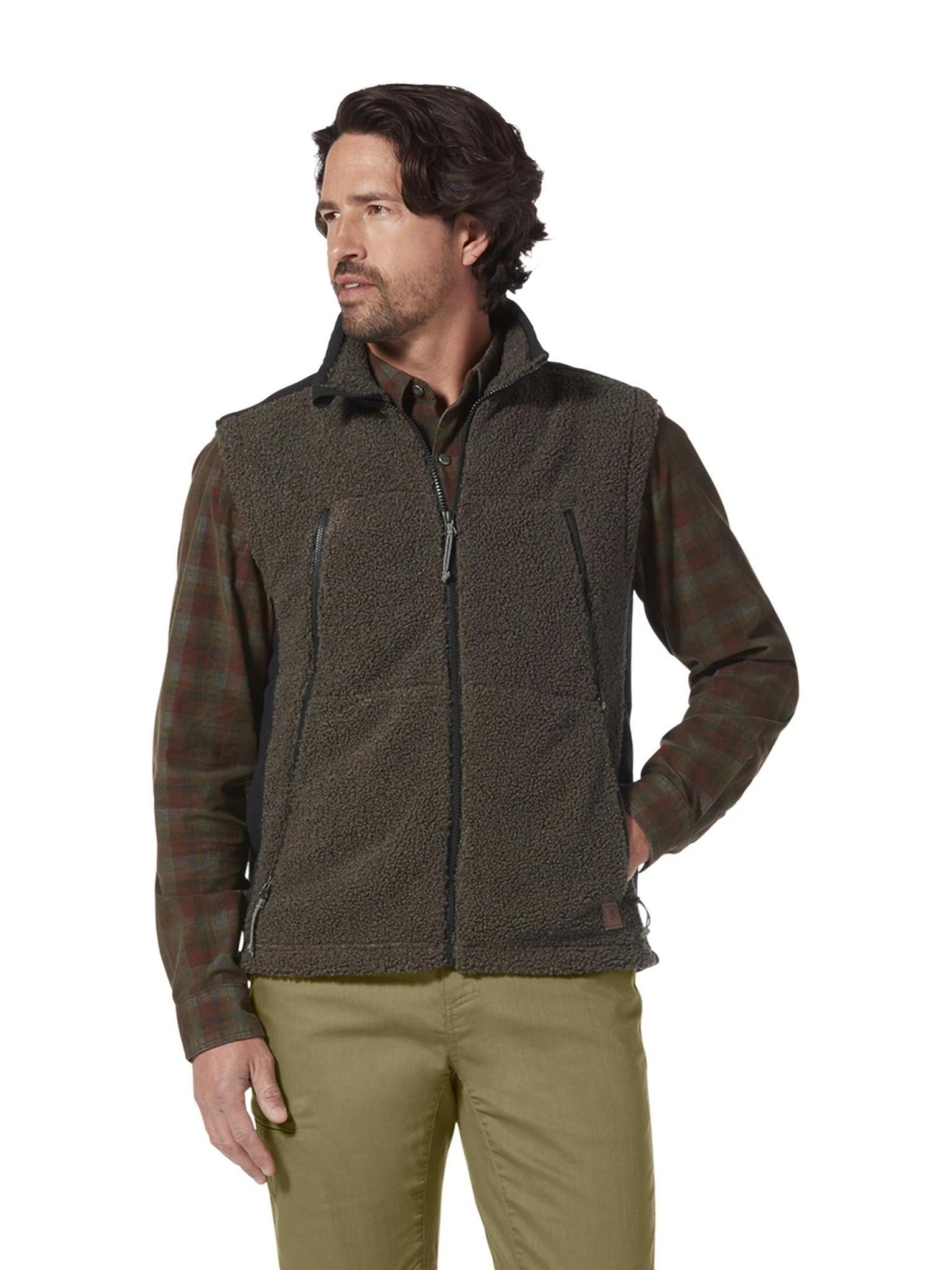 Royal Robbins Men's Outerzone Fleece Vest