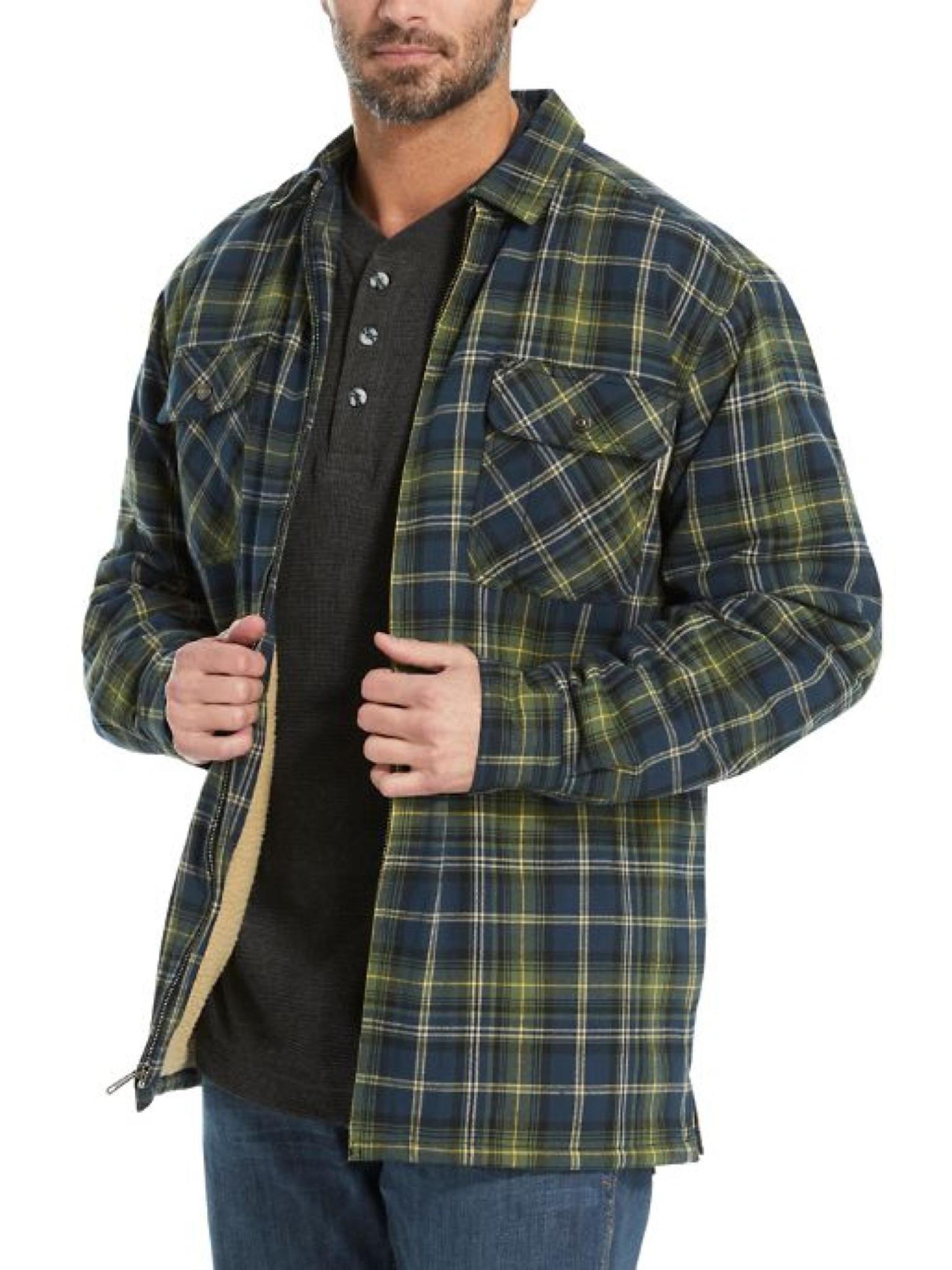 Men's Marshall Shirt Jacket