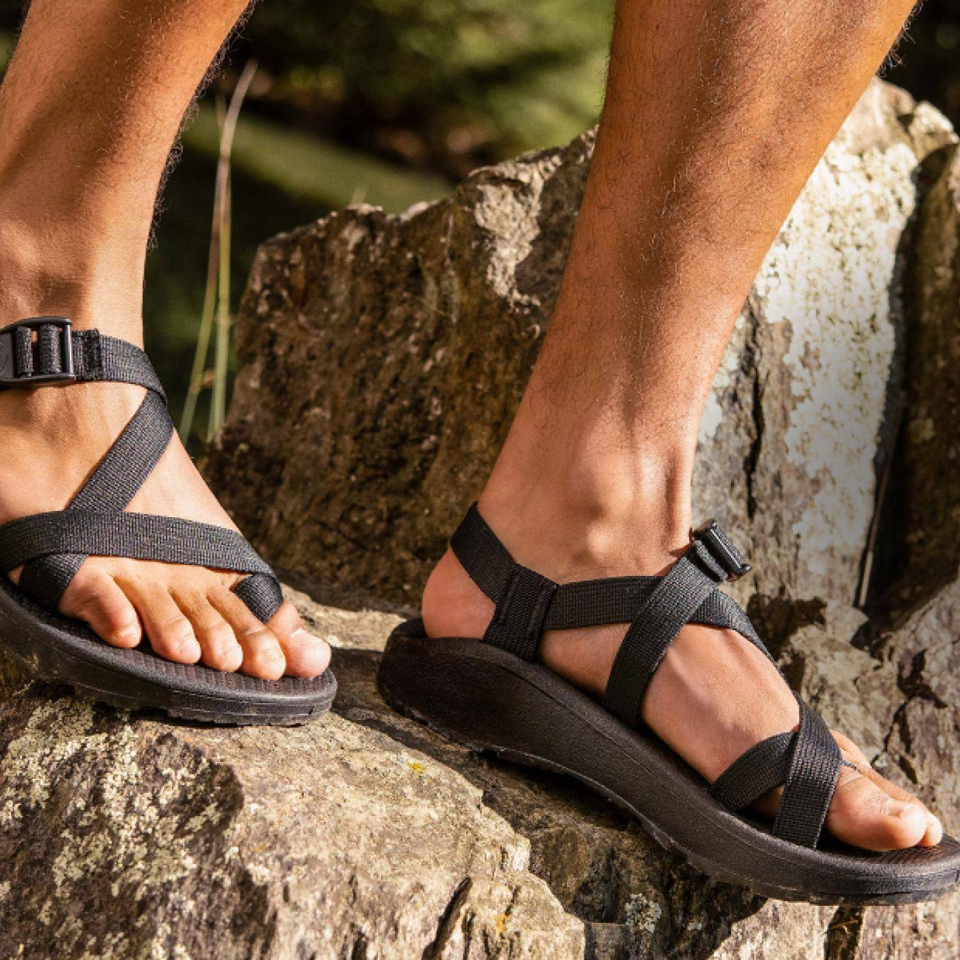 Water, Land, Rain or Shine <br> Adventure Time! <br> Shop Chaco Sandals for Any Adventure