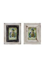 Pomp & Prose 8x10 Wood Frame Black and White PPT