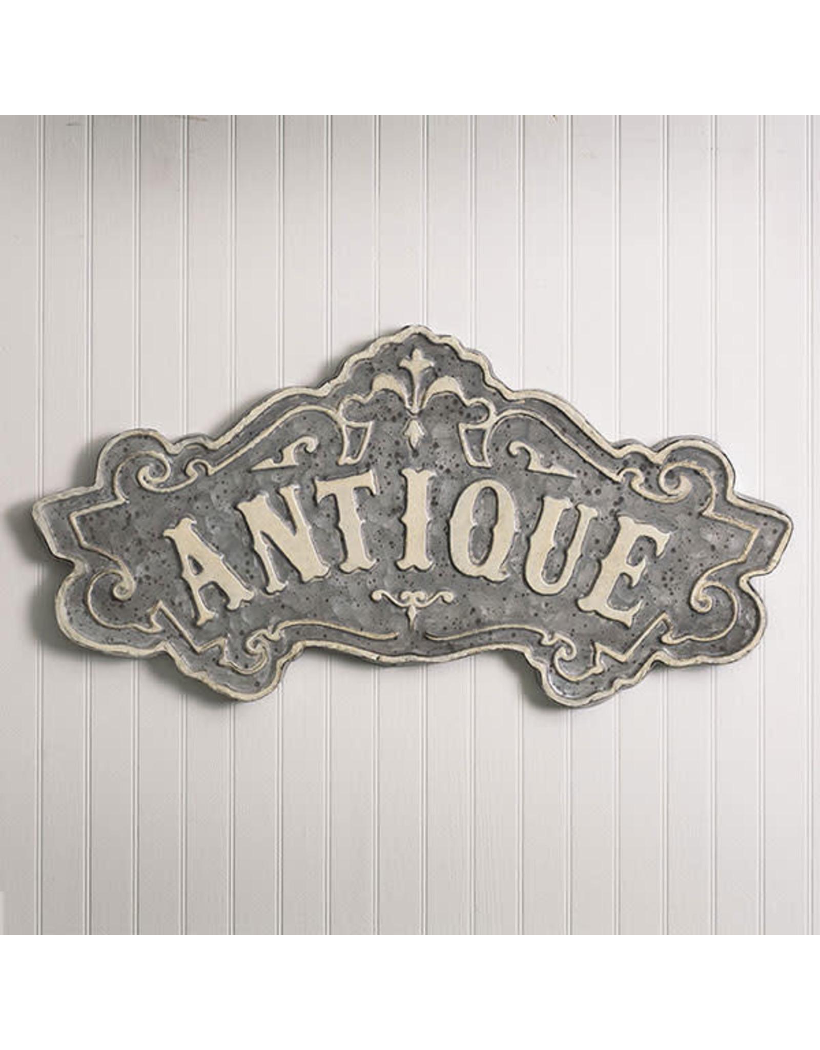 Pomp & Prose Antique Sign PPT