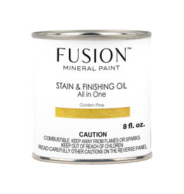 Fusion Mineral Paint Fusion Stain and Finishing Oil: Golden Pine