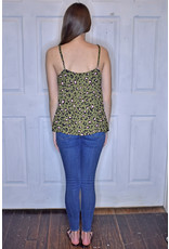Lyla's: Clothing, Decor & More Ask Me How Olive Animal Print Top