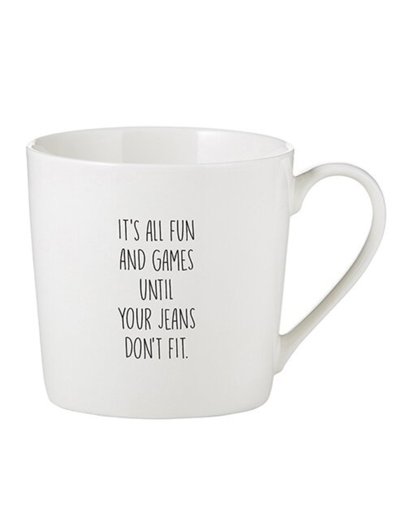 Lyla's: Clothing, Decor & More All Fun and Games Coffee Mug