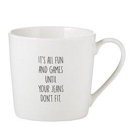 Lyla's: Clothing, Decor & More All Fun and Games Coffee Mug