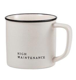 Lyla's: Clothing, Decor & More High Maintenance Coffee Mug