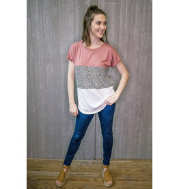 Lyla's: Clothing, Decor & More You Know It Colorblock Top