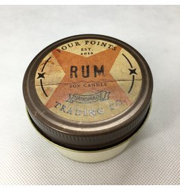 Lyla's: Clothing, Decor & More Rum Soy Candle