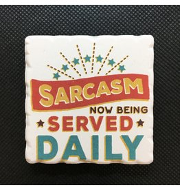 Lyla's: Clothing, Decor & More Sarcasm Now Being Served Daily Magnet
