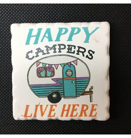 Lyla's: Clothing, Decor & More Happy Campers Magnet