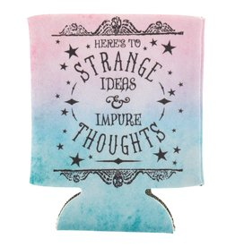 Lyla's: Clothing, Decor & More Strange Thoughts Koozie