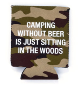 Lyla's: Clothing, Decor & More Camping Without Beer Koozie