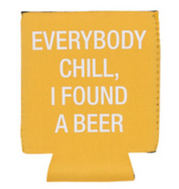Lyla's: Clothing, Decor & More Everyone Chill, I Found a Beer Koozie
