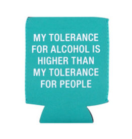 Lyla's: Clothing, Decor & More Tolerance For People Koozie