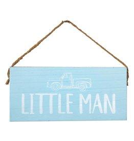 Lyla's: Clothing, Decor & More Little Man Wooden Sign
