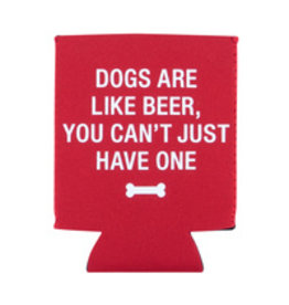 Lyla's: Clothing, Decor & More Dogs Are Like Beer Koozie