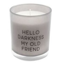 Lyla's: Clothing, Decor & More Hello Darkness Candle