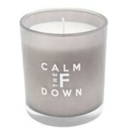 Lyla's: Clothing, Decor & More Calm the F Down Candle