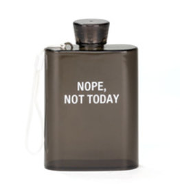 Lyla's: Clothing, Decor & More Nope, Not Today Flask
