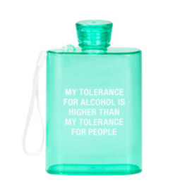 Lyla's: Clothing, Decor & More Tolerance For People Flask