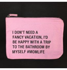Lyla's: Clothing, Decor & More #MomLife Cosmetic Bag