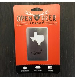 Lyla's: Clothing, Decor & More Texas Wallet Bottle Opener